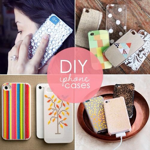 DIY iPhone Cases : Trusper
