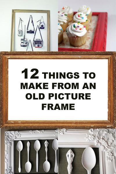 Looking For Something Creative To Do With Your Frames