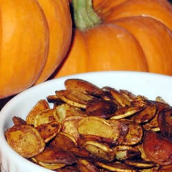 Spiced Pumpkin Seeds! Flavourful, Fast & Healthy | Trusper
