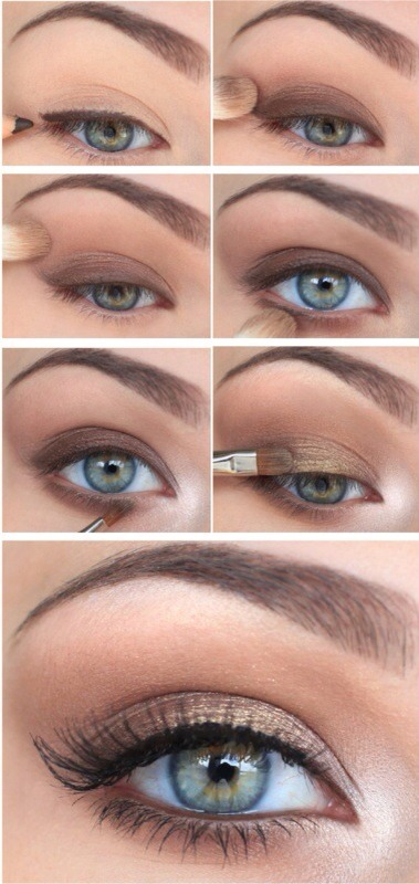 Eyeliner And Eyeshadow