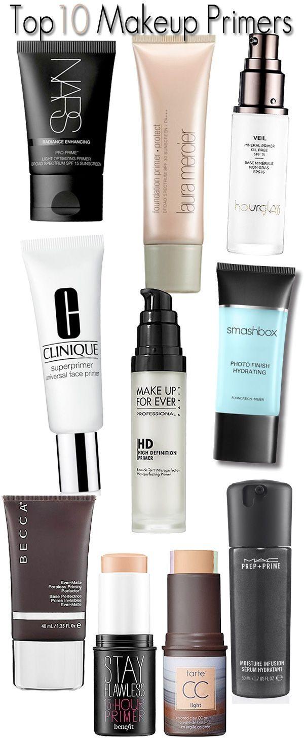 Top 10 Makeup Primers Trusper