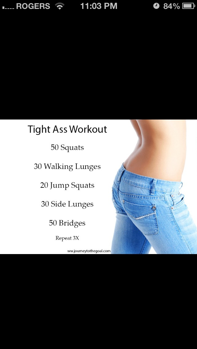 How To Get A Tighter Butt 11