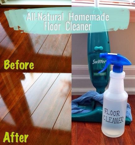 All Natural Homemade Cleaner👌👍👍