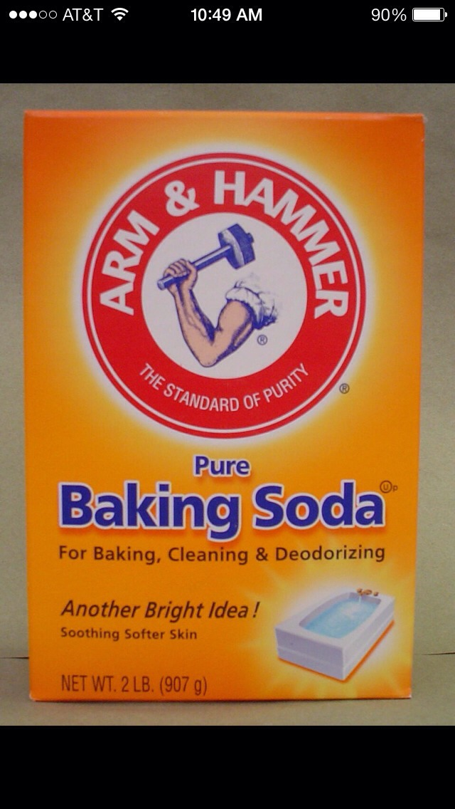 Whiten your under arm using lemon and baking soda trusper - Unknown uses of baking soda ...