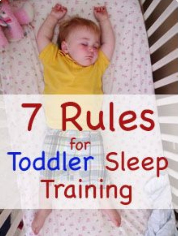 how to get a toddler to go to sleep
