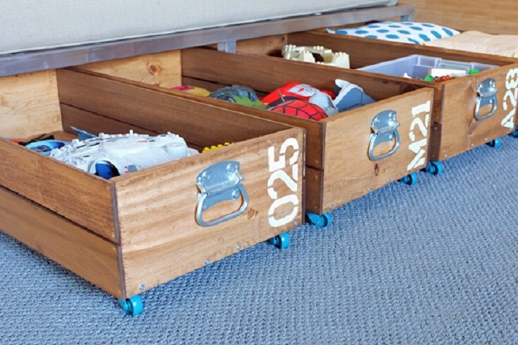 TOP 10 BEST DIY WAYS TO ORGANIZE KIDS' ROOM 👦👧