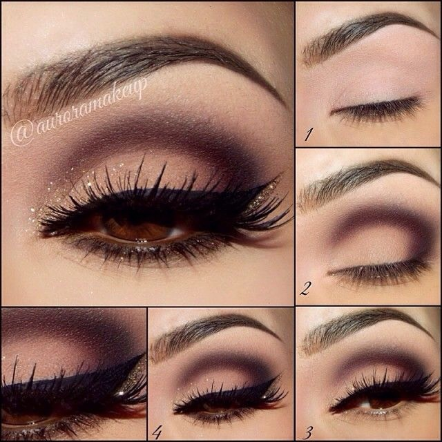 Cute Brown Eye Makeup Pictorials.😎🔥