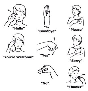 Sign Language subjects in medical college