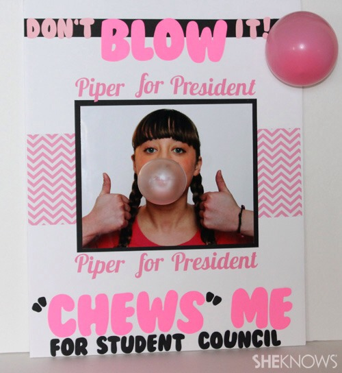 witty student council campaign poster ideas trusper
