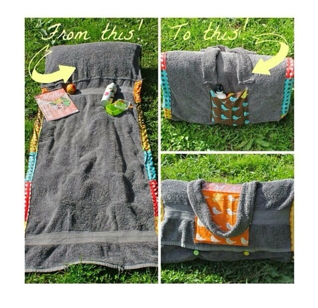 Beach Blanket/Bag!!!