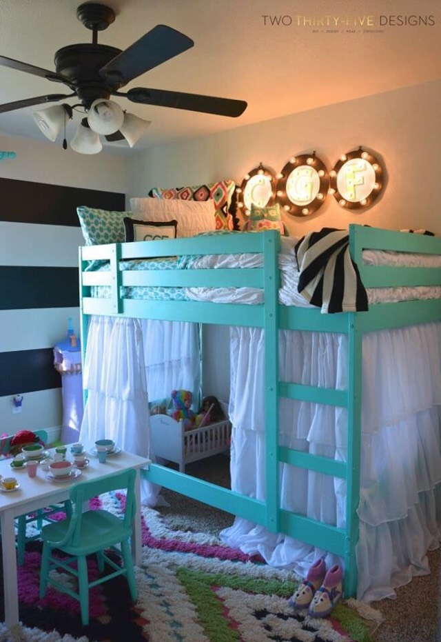 Bunk Beds That Will Make You Wish You Were A Child Again 😍😍🎀❤️