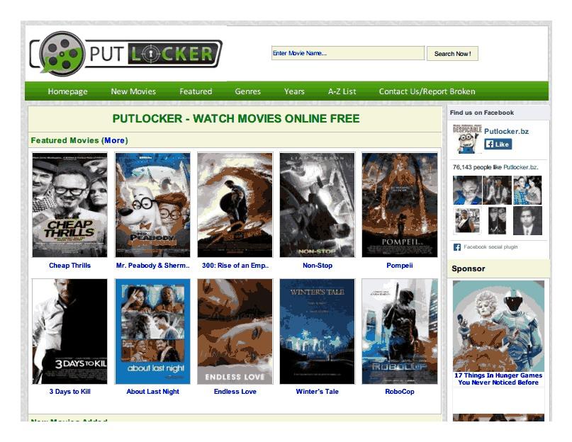 Free Movie Websites | Trusper