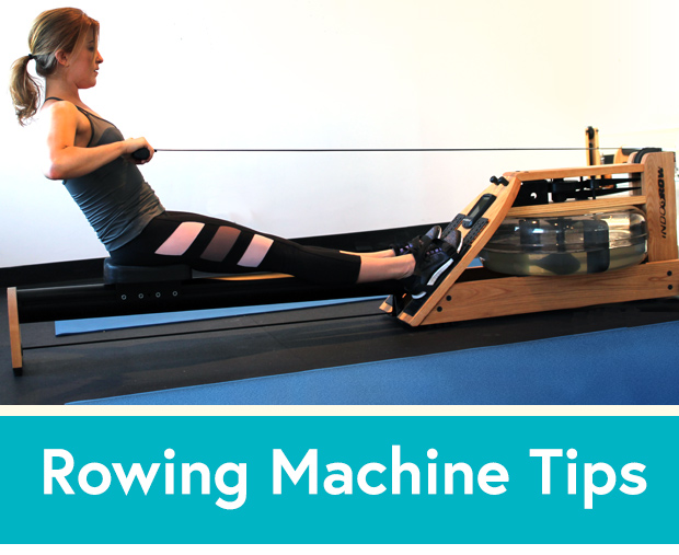 beginners rowing machine workout