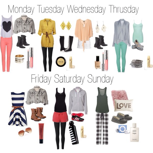 Everyday School Outfits.ud83dudc97 | Trusper