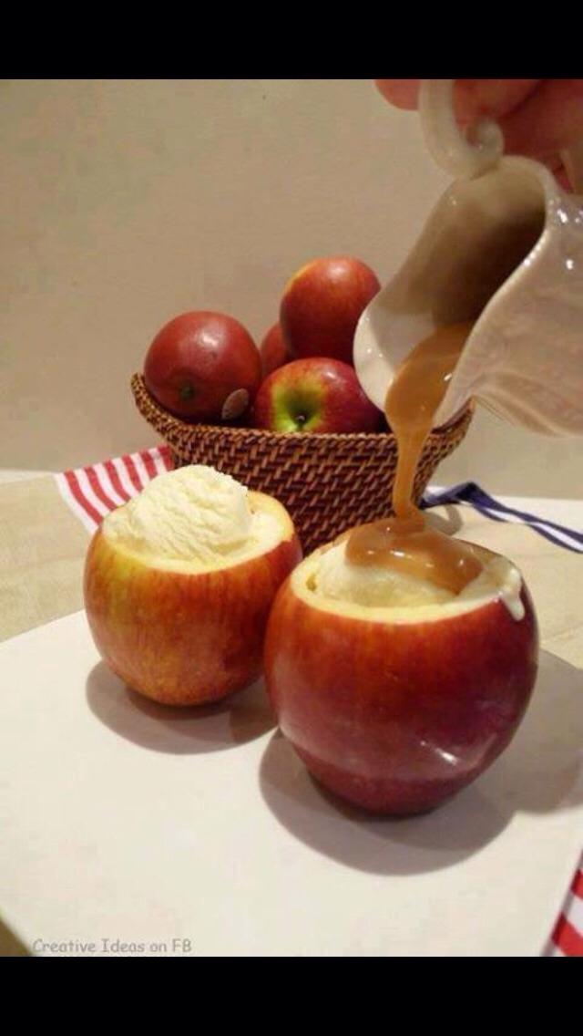 🍧 Yummy Apple Ice-cream!!! 😍