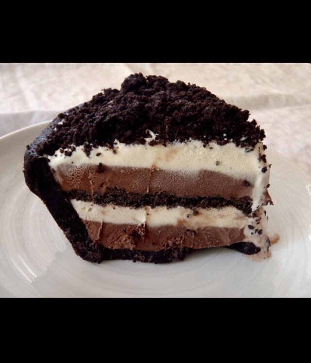 Oreo Mud Pie 😋
