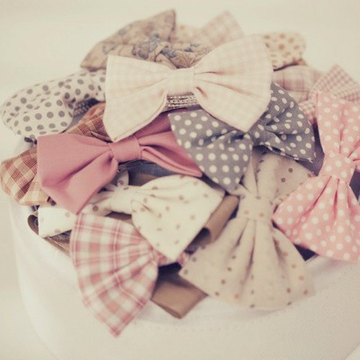 Easy Way For A DIY Hair Bow