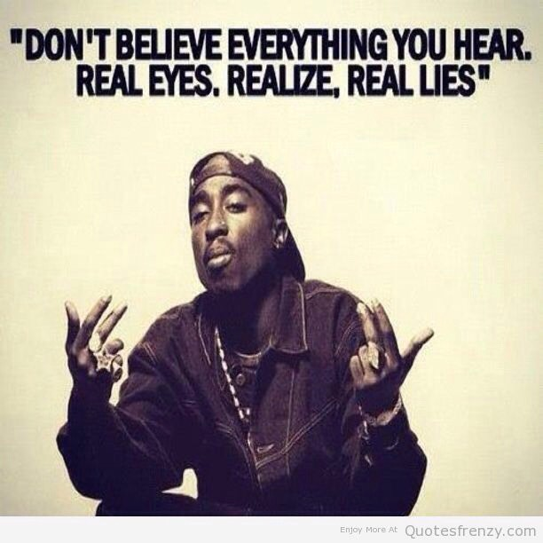 Tupac Quotes Images: Inspirational Tupac Quotes