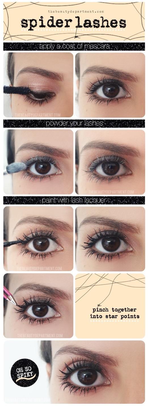 tips on how to make your eyelashes longer