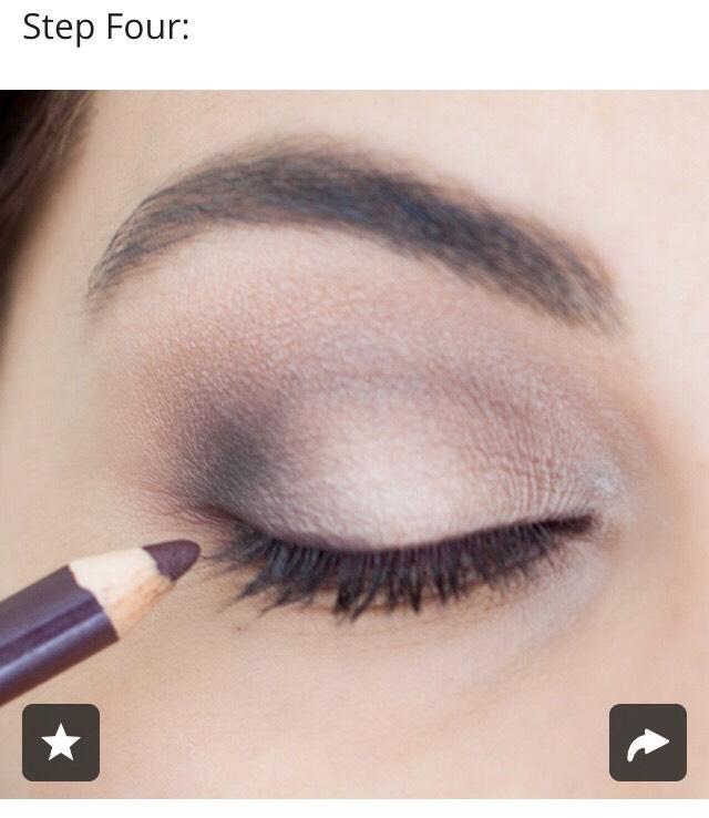 how to create the perfect smokey eye makeup