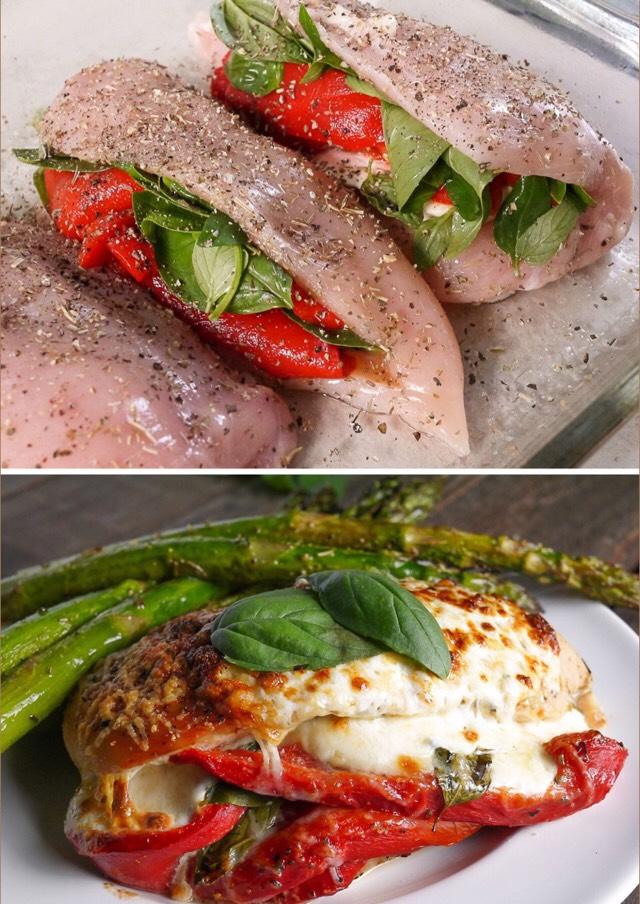 Pesto Portobello Mushroom, Or Chicken, Burgers With ...