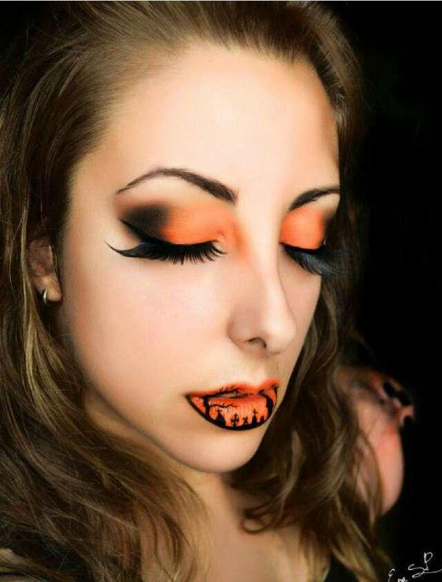 Halloween Lips!!!!