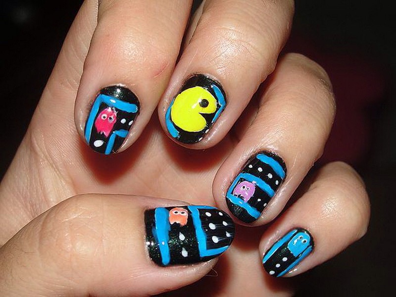 Cute nail designs trusper Cool nail design ideas at home