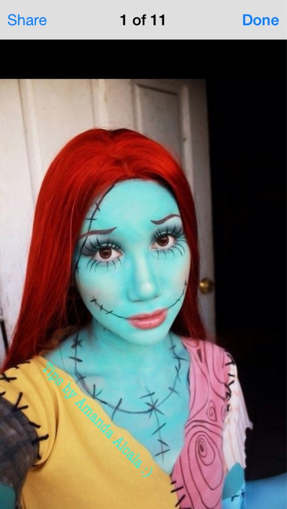Halloween Makeup Ideas!! Remeber, dont just save...hit that like button!!