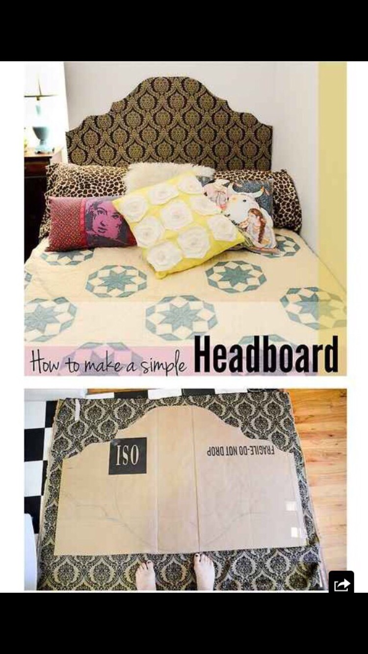 how to make a bed out of cardboard
