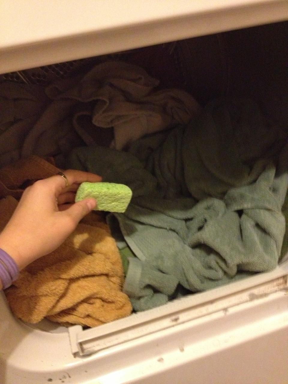 Homemade dryer sheets! | Trusper