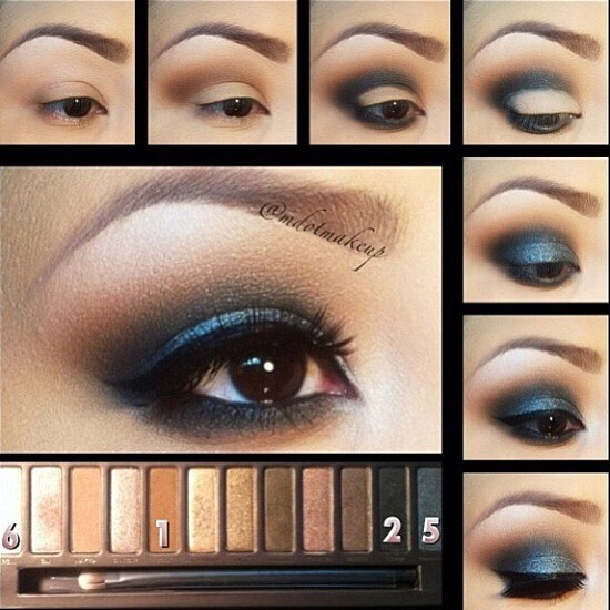 Perfect Eye Makeup For Brown Eyes!👀 #tipit
