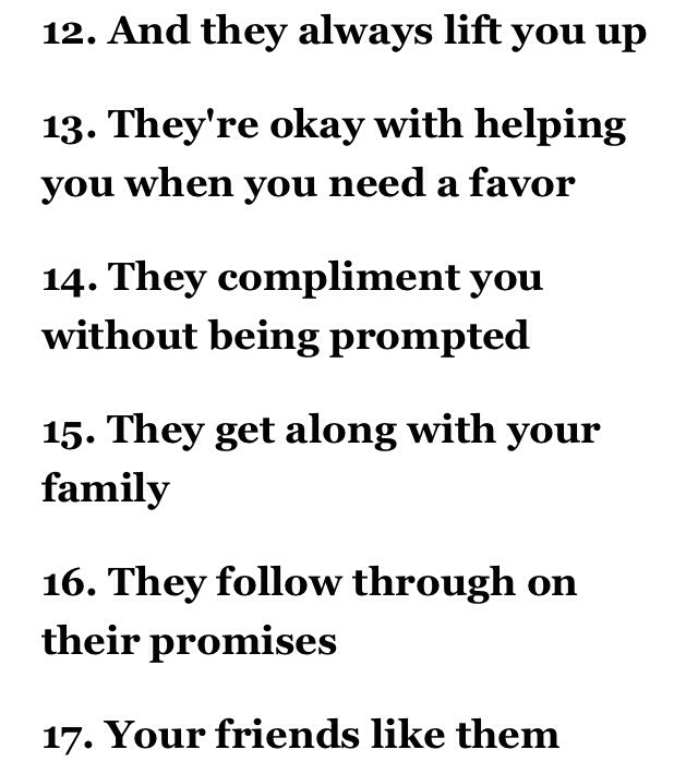 9 signs youve met the right one dating 5