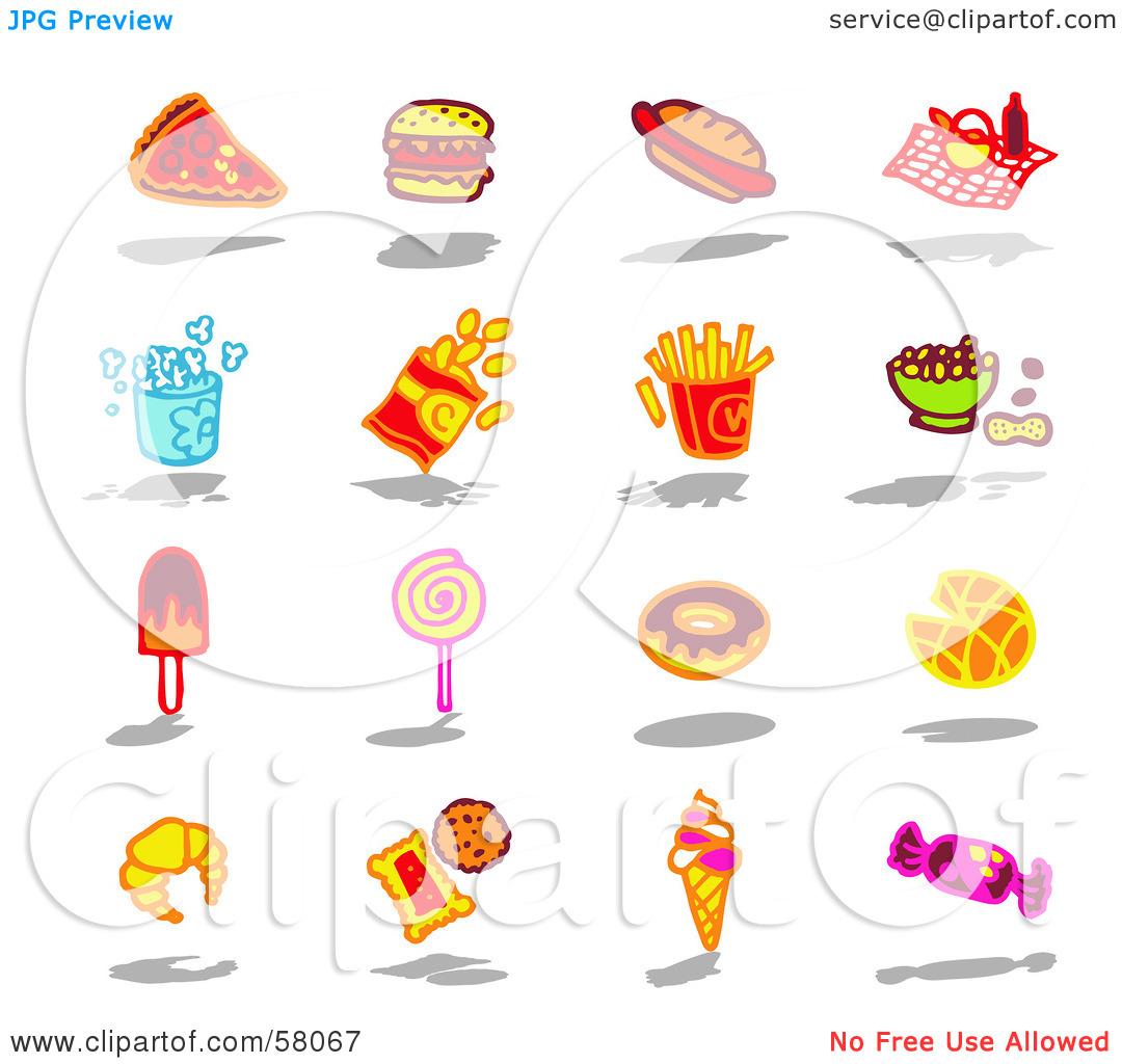 No White breadNo pizzaNo cookiesNo chocolateNo ice creamNo fast foodNo ...
