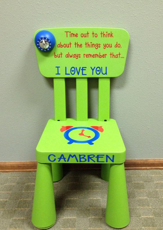 Time Out Chair Ideas For Kids Trusper
