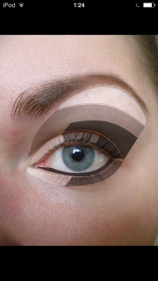 How To Properly Do Eyeshadow