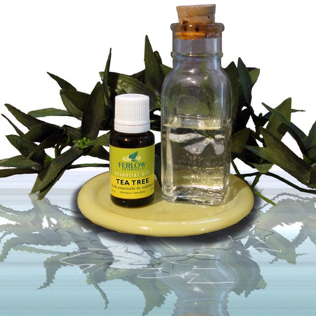 Get Rid Of Blackheads And Shrink Pores With Tea Tree Oil!