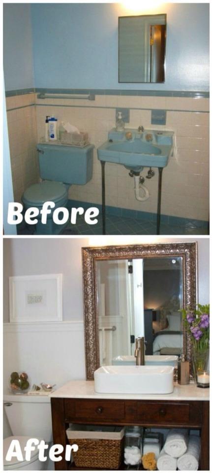 Brilliant Bathroom Storage Ideas : Brilliant bathroom organization and storage solution idea