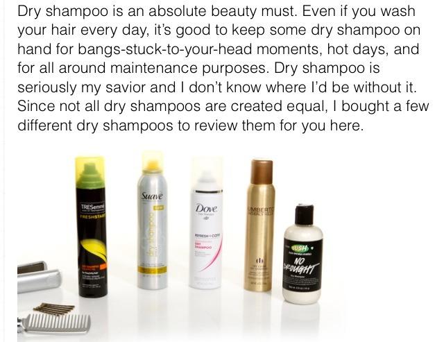 💥✨ Curious About Dry Shampoo?? ✨💥
