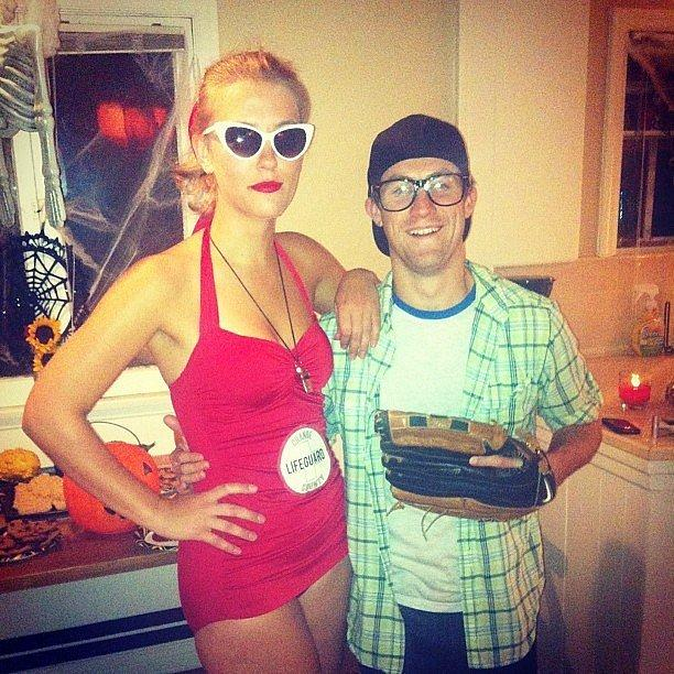 50 Last-Minute Couples Costumes That Require Little To No