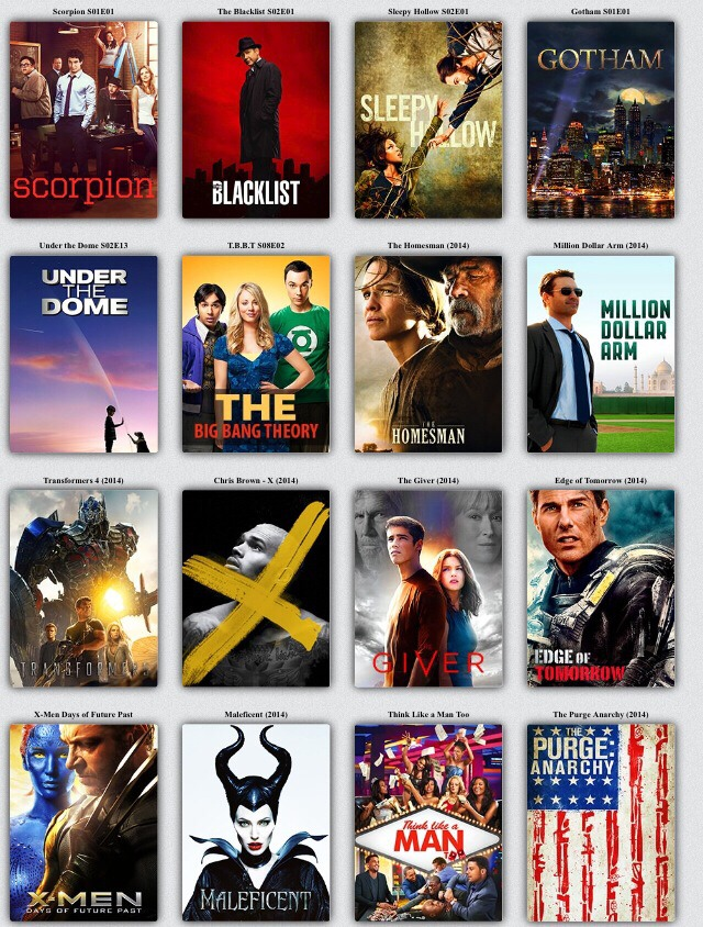 Watch All New Movies/TV Shows On The Go On Your Mobile Device For Free, No Download.