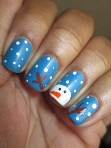 🔟Holiday/Christmas Nail Inspirations ❄️🎄⛄️#tipit