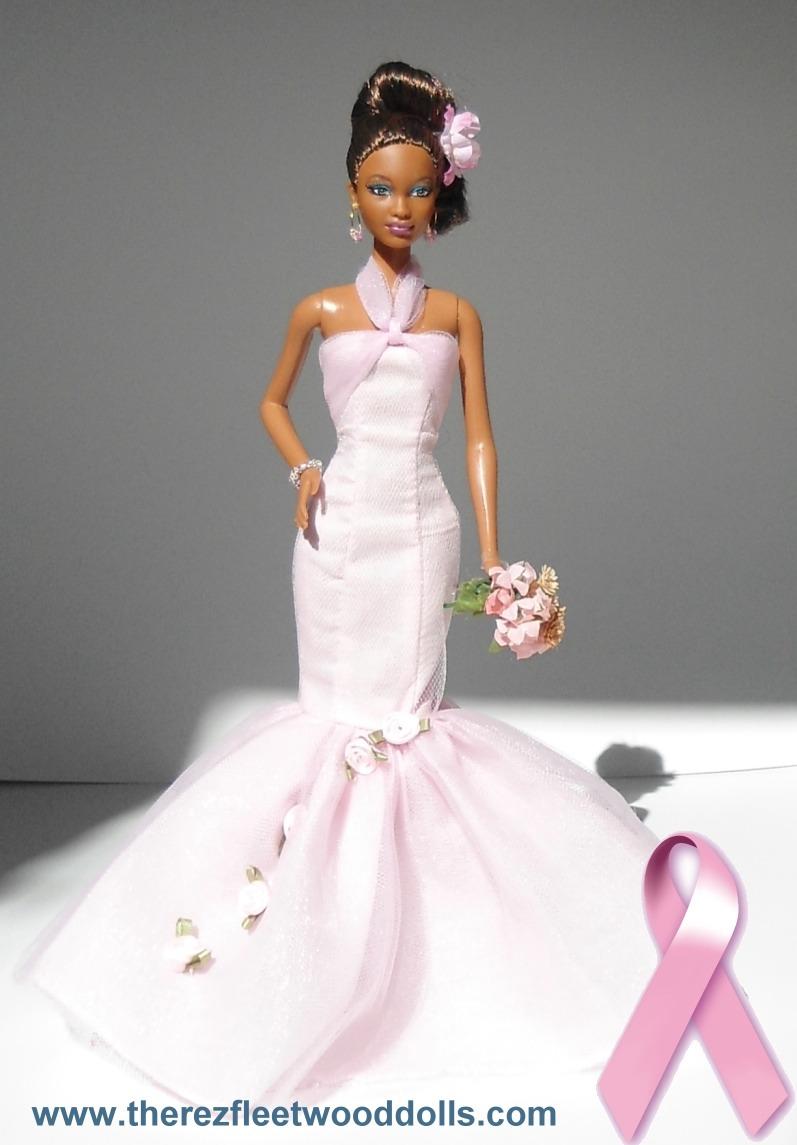 Wedding Barbies!