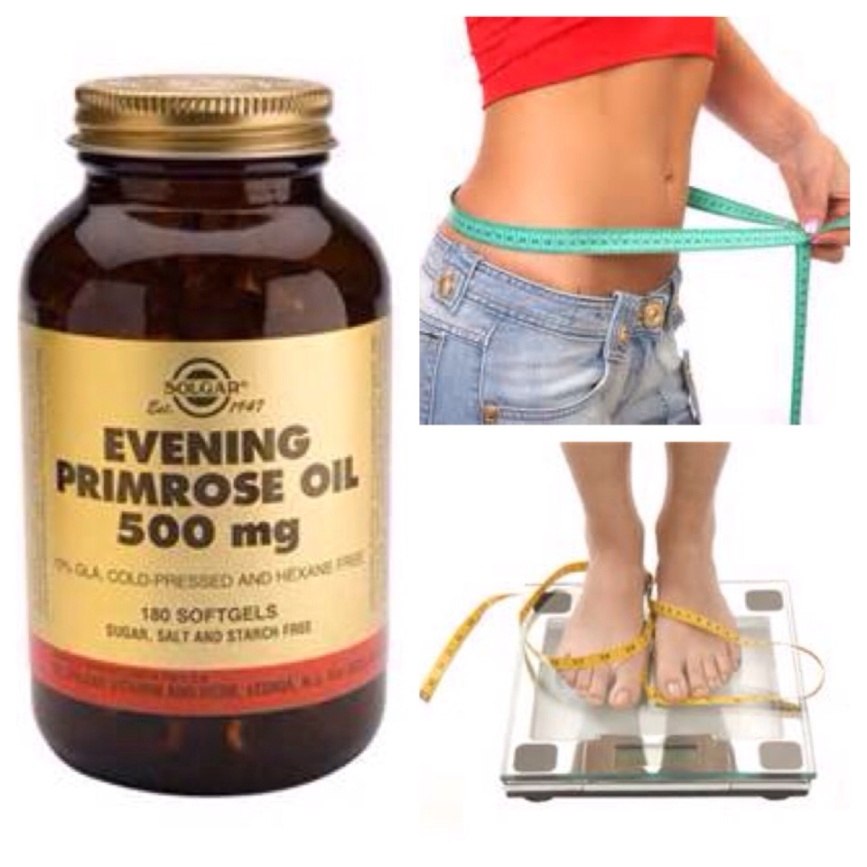 Evening primrose for weight loss