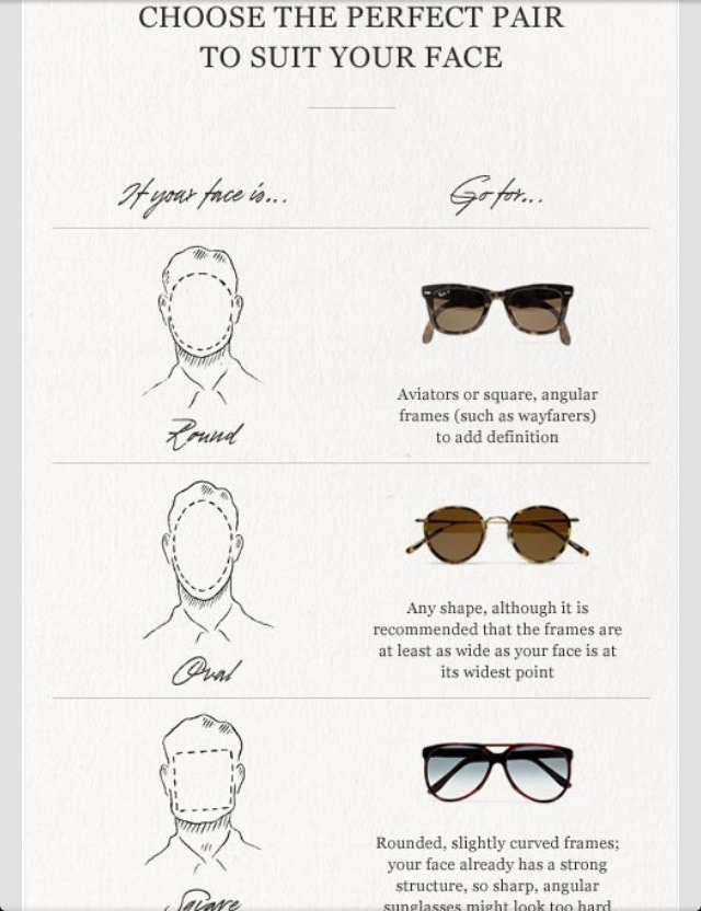Eyeglass Frames To Fit Your Face : Which Glasses Fit Your Face Trusper
