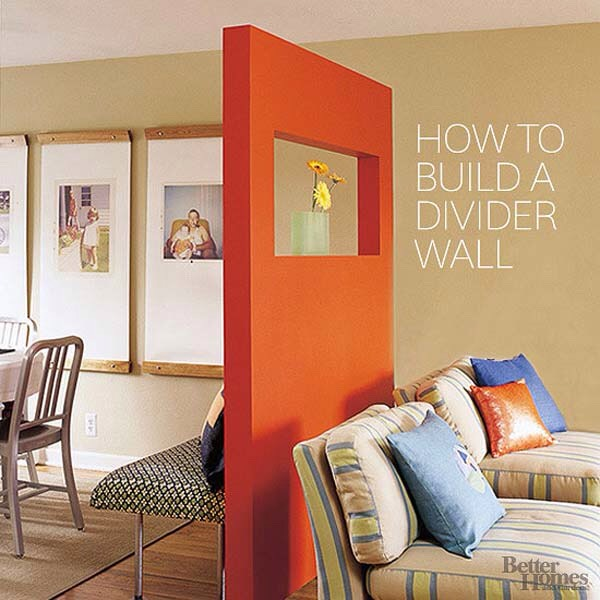 Clever ways to divide a room trusper for How to devide a room