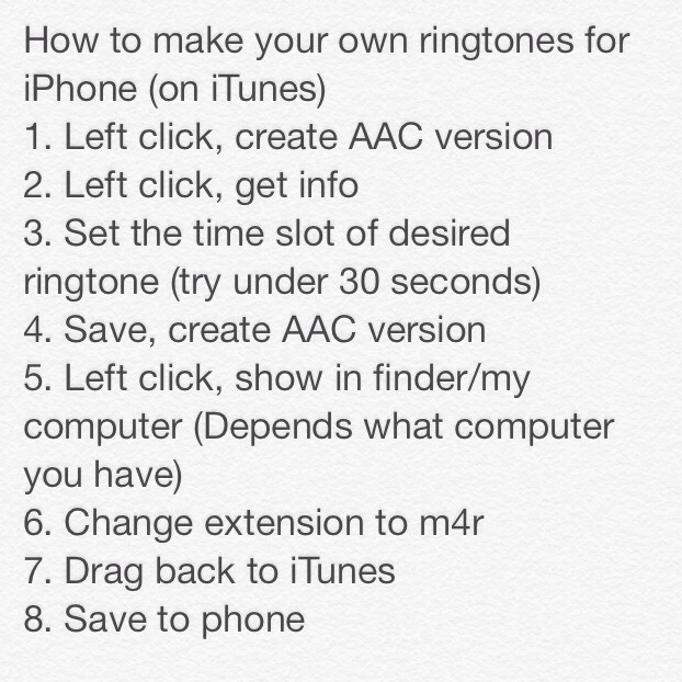 how to make a spotify song your ringone iphone