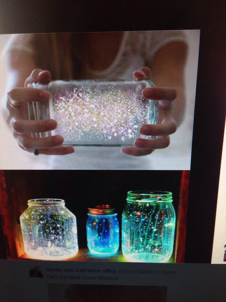 How to Make Mason Jar Glow Stick Lanterns