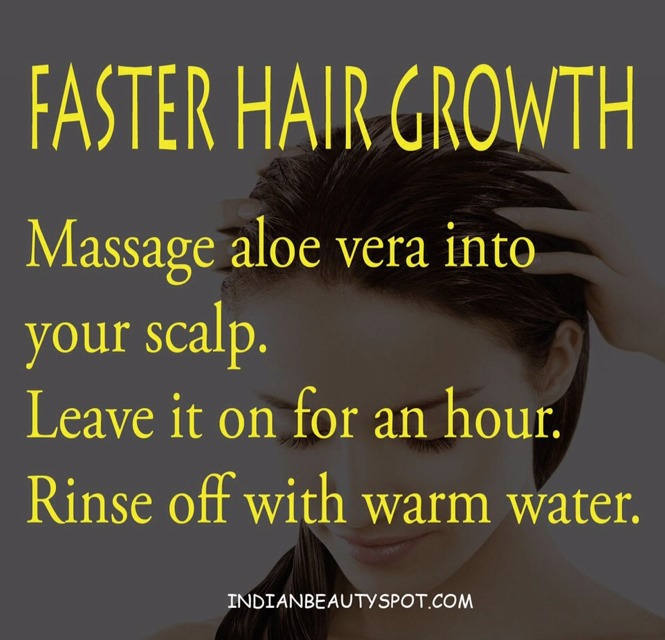 Naturally Make Your Hair Grow!!