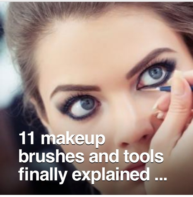 💥✨ 11 Makeup Brushes Finally Explained!! ✨💥