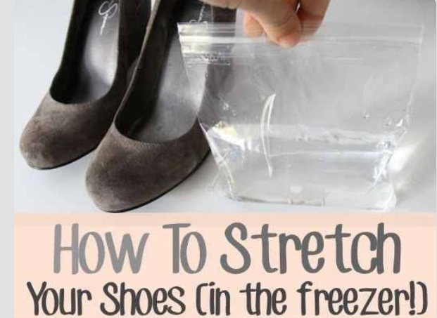 Are Your Shoes A Little Too Tight? How To Stretch Them In ...